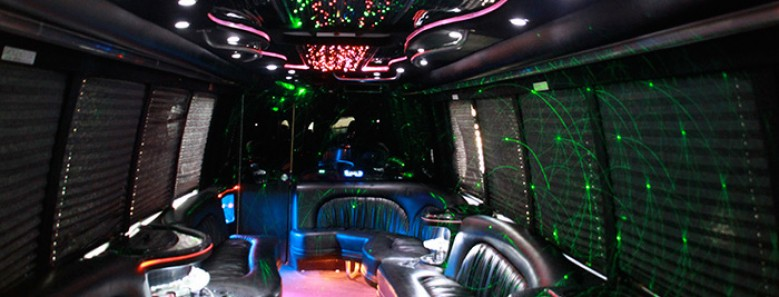 Limo Party Bus - Boston