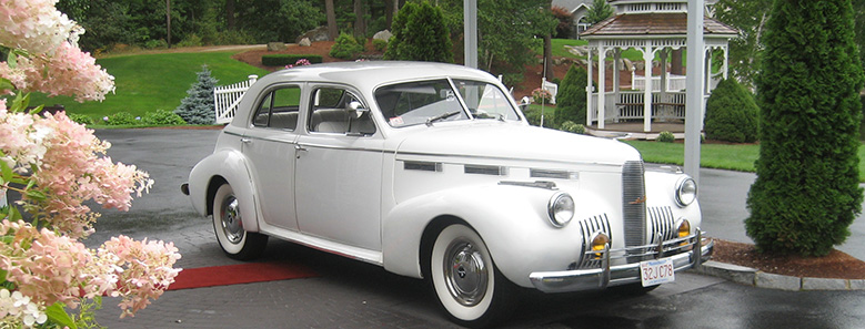 Vintage Classic Car Rental in Boston