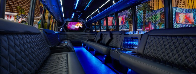 Party Bus Rental in Boston, MA